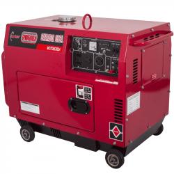 Generador eléctrico Diesel...
